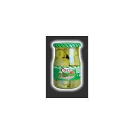 Артишок сърца в слънчогледово олио